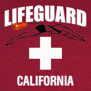 Tee-shirts Camiseta Lifeguard mod.12