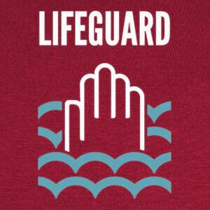 Tee-shirts Camiseta Lifeguard mod.13