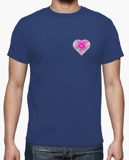 Camiseta Light Heart