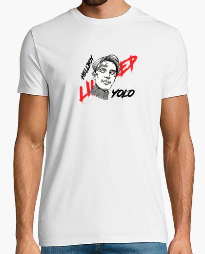 Camiseta Lil Peep Yolo