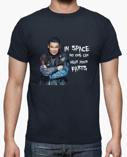 Camiseta Lister - In space