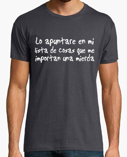 Camiseta Lo apuntare