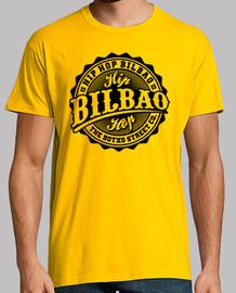 Camiseta 'Logo' Amarilla (Chico)
