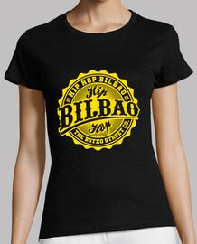 Camiseta 'Logo Amarillo' (Chica)
