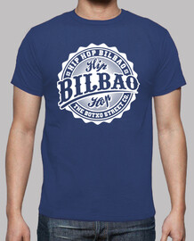Camiseta 'Logo' Azul Royal (Chico)