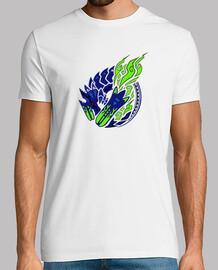 Camiseta logo Brachydios Monster Hunter
