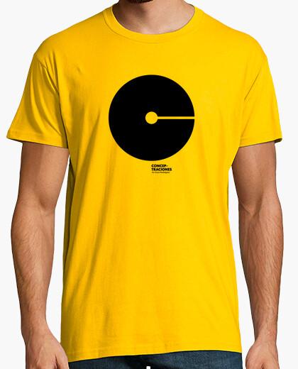 Camiseta Logo Conceptraciones Negro