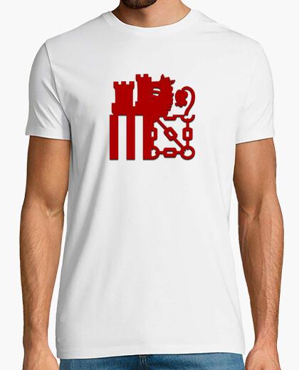 Camiseta Logo Historia Hispana