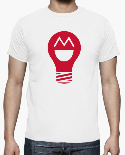 Camiseta Logo MD Red