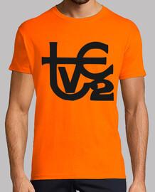 Camiseta Logotipo TVE2 1986
