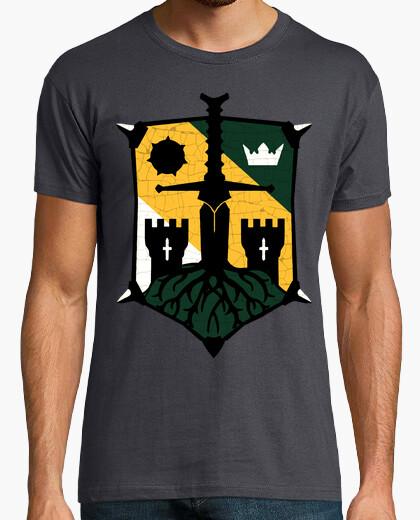 Camiseta Los Caballeros - For Honor