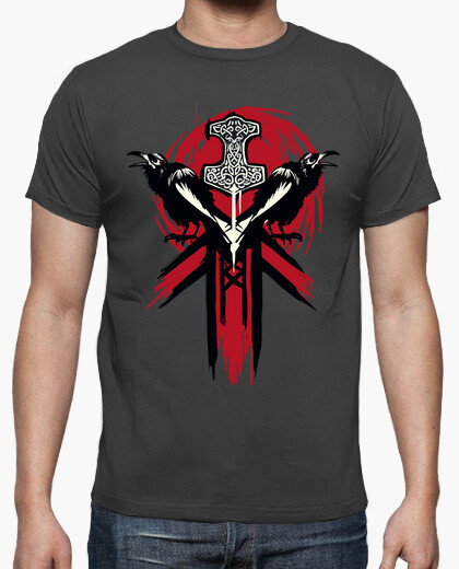 Camiseta Los Vikingos - For Honor