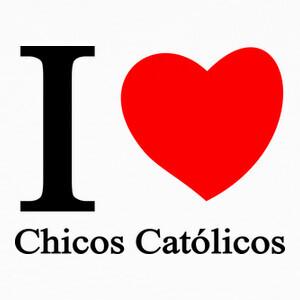 Camisetas camiseta love chicos catolicos