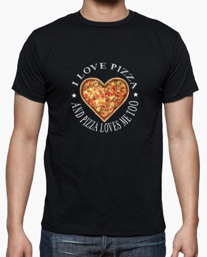 Camiseta Love Pizza