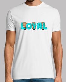 Camiseta LOYAL hombre