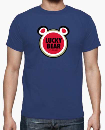 Camiseta Lucky Bear