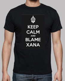 Camiseta lyoko keep calm