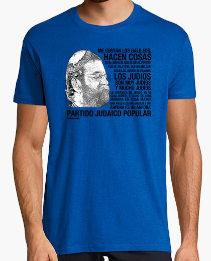 Camiseta M. JUDAICO