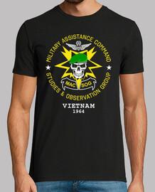 Camiseta MAC-SOG Vietnam mod.1