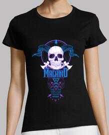 Camiseta Machina Mujer