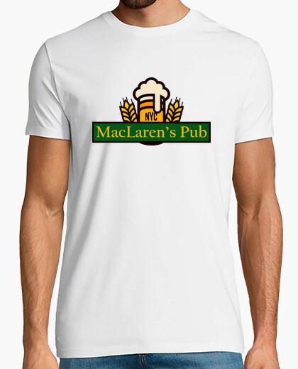 Camiseta MacLarens Pub