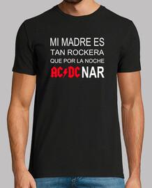 Camiseta Madre Rockera