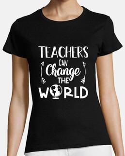 Camiseta Maestro Maestras Profesores Enseñanza
