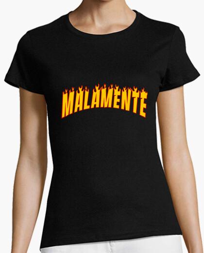 Camiseta Malamente (Rosalia)