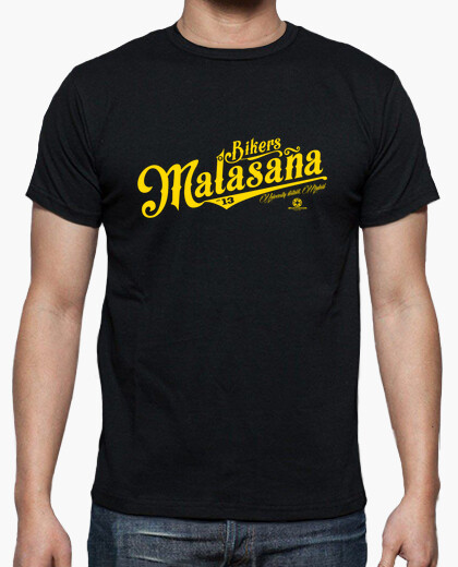 Camiseta Malasaña Bikers