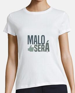 Camiseta Maloserá. Mujer