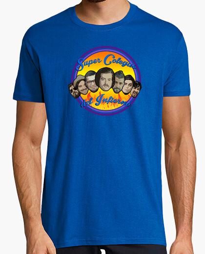 Camiseta Malviviendo- Super Colegas del Infierno