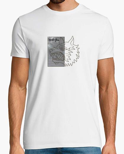 Camiseta Manada Viento Gris