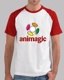 Camiseta manca corta 2 colores