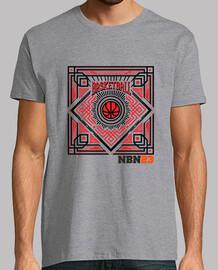 Camiseta Mandala Basketball NBN23