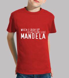 Camiseta MANDELA Niño