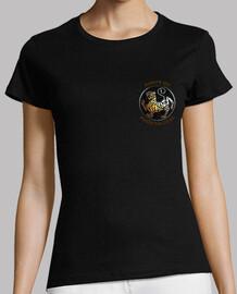 Camiseta manga corta chica - Karate do