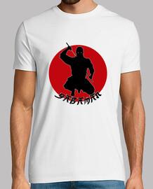 Camiseta manga corta Gabaman, Hombre