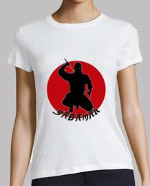 Camiseta manga corta Gabaman, Mujer