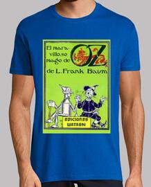Camiseta manga corta Mago de Oz 1
