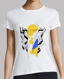 Camiseta Manga Corta Mujer Sun n Sea