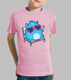 Camiseta manga corta niño/a Verano (Varios colores))