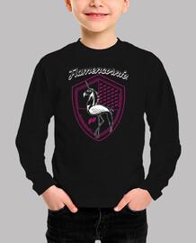 Camiseta manga corta niñ@ - Flamencornio Oficial
