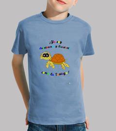 Camiseta manga corta Tortuga