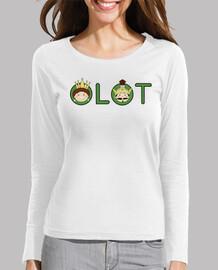 camiseta manga larga Gegants Olot