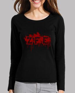 Camiseta manga larga mujer ZFE