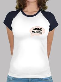 Camiseta Manga Mune mune!!