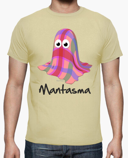 Camiseta Mantasma