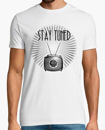 Camiseta Mantente informado sobre nuevos...