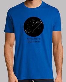 Camiseta Mapa estelar