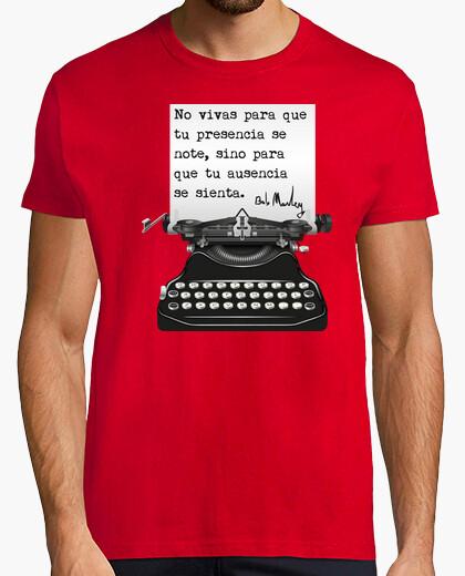 Camiseta Máquina de escribir